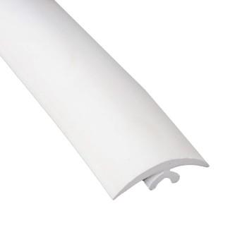 Профиль гибкий Cezar , 3 м, Белый, 89