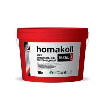 Клей Homakoll 168 EL Prof, 10 кг. 300-350гр/м2, морозостойкий