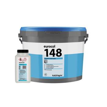 Клей Forbo 148 PU, 9,625 кг, для полов с очень высокими нагрузками, морозостойкий,