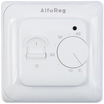 Терморегулятор AlfaReg RTC 70.26 с датчиком (электромеханический 16А, 3 ,6кВт)