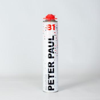 Пена монтажная огнеупорная Peter Paul В1 профессиональная, 750 мл