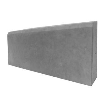 Бордюр тротуарный, 500х210х40мм серый