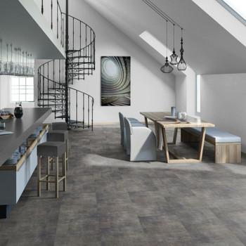 Плитка ПВХ клеевая Tarkett Art Vinyl Lounge Concrete 230346015
