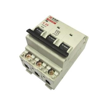 Авт. выкл. 3п ВА 47-63, 25А (С) EKF 4.5kA 970053