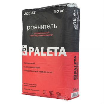 Ровнитель для пола универсальный Paleta ZOE-62, 20 кг