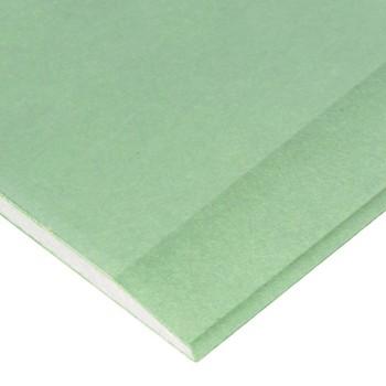 Лист гипсокартонный Gyproc Аква Оптима, 2500×1200×12,5 мм