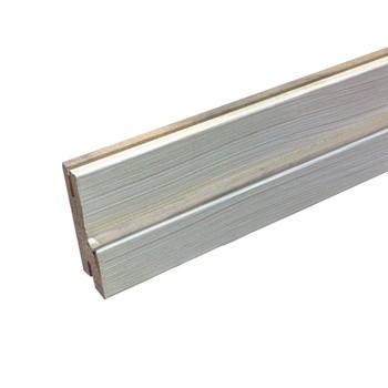 Дверная коробка Синержи, Ясень белый, 2070*80*28мм