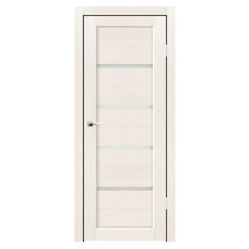 Дверное полотно Синержи Биланчино, Дуб молочный, ПДО 800Х2000ММ