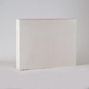 Плита гипсовая пазогребневая полнотелая 667х500х100мм, Кнауф