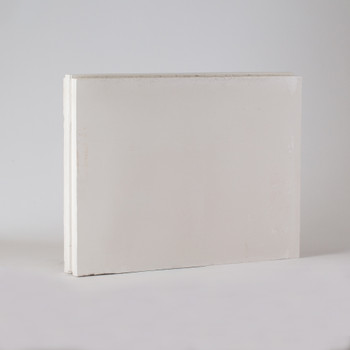 Пазогребневая плита Кнауф 667х500х100 мм, полнотелая