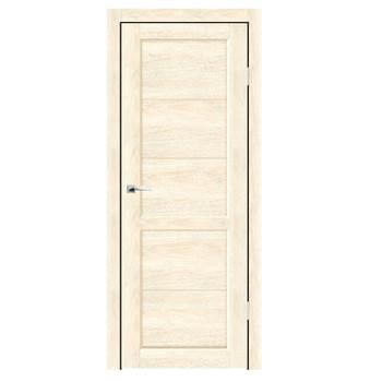 Дверное полотно Синержи Венеция, Ваниль, ПДГ 600Х2000ММ