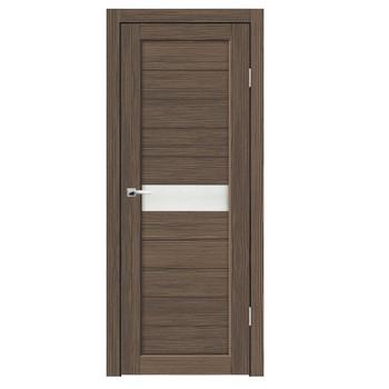 Дверное полотно Синержи Примо, Акация темная, ПДО 900Х2000ММ