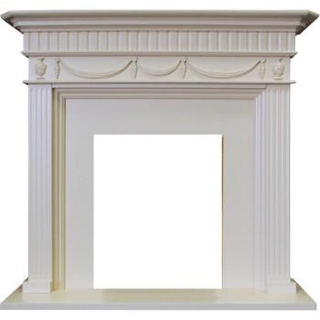 Портал деревянный под классический очаг Dimplex Corfu
