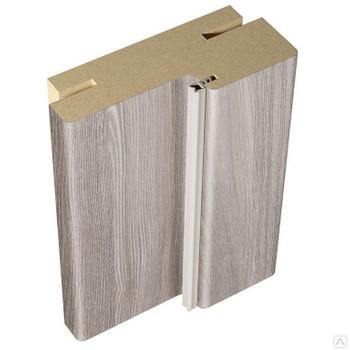 Дверная коробка Синержи, Ель, 2070*80*28мм