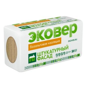 Мин. плита Эковер Экофасад Оптима (1000x600x100мм)x4