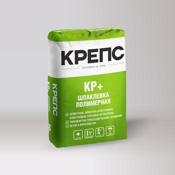 Шпаклевка полимерная Крепс КР плюс 20 кг