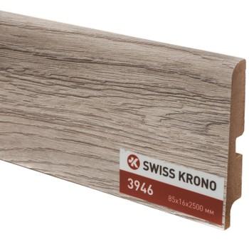 Плинтус Kronopol P85 3946, Lavender Oak, 2500х85х16мм