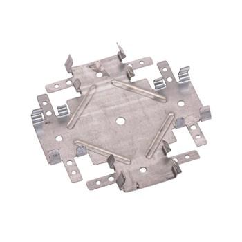 Соединитель одноуровневый Paleta для ПП 60х27 мм