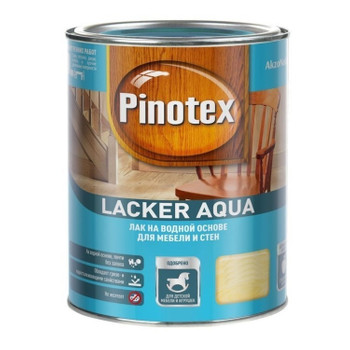 Лак Pinotex Lacker Aqua 10 матовый 1л