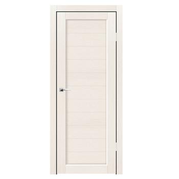 Дверное полотно Синержи Легро, Дуб молочный, ПДГ 600Х2000ММ