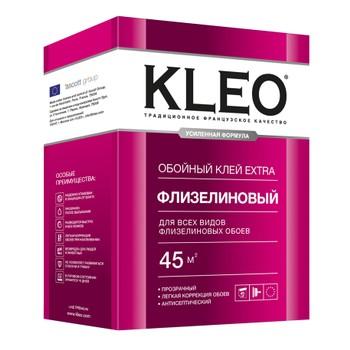 Клей обойный KLEO EXTRA для флизелиновых обоев, 320гр