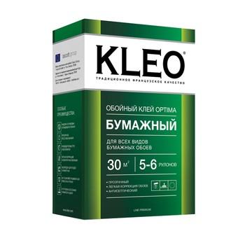 Клей обойный KLEO OPTIMA для бумажных обоев, 120гр