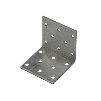 Уголок крепежный равносторонний KUR 40x40x40 (200 шт в УП, БЕЗ ШК)
