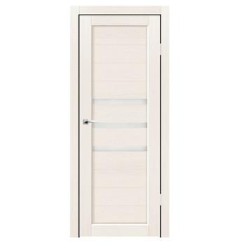 Дверное полотно Синержи Грация, Дуб молочный, ПДО 900Х2000ММ