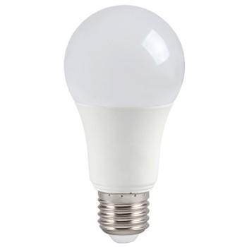 Лампа светодиодная ECO A60 стандарт 11Вт, теплый свет, E27 IEK
