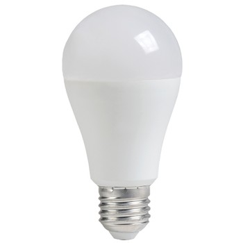 Лампа светодиодная ECO A60 стандарт 15Вт, теплый свет, E27 IEK