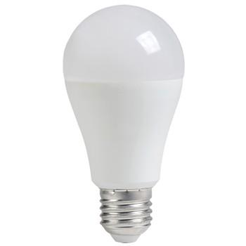 Лампа светодиодная ECO A60 стандарт 15Вт, холодный свет, E27 IEK