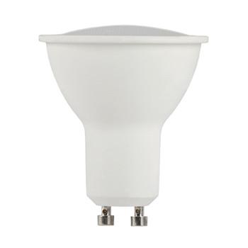 Лампа светодиодная ECO PAR16 софит 7Вт, теплый свет, GU10 IEK