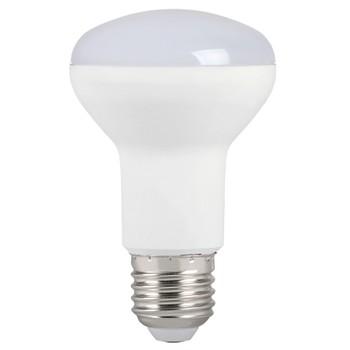 Лампа светодиодная ECO R63 рефлектор 8Вт, холодный свет, E27 IEK