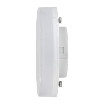 Лампа светодиодная ECO T75 таблетка 10Вт, холодный свет, GX53 IEK