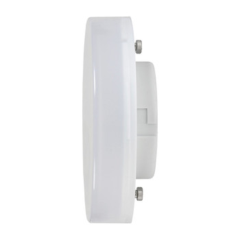Лампа светодиодная ECO T75 таблетка 6Вт, холодный свет, GX53 IEK