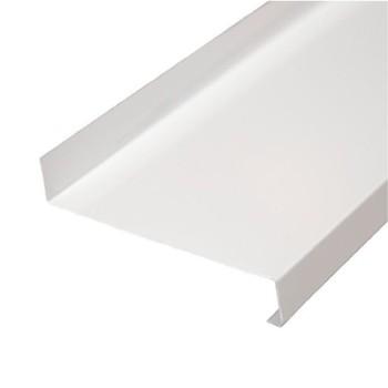 Отлив оконный белый 180х1500мм