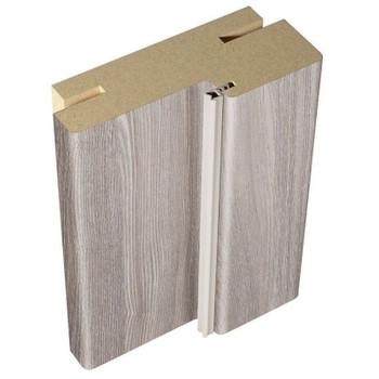Дверная коробка Синержи, Ель, прямая, 2070*70*28мм