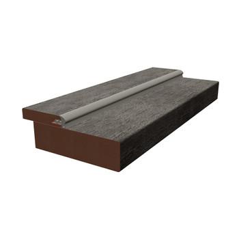 Дверная коробка Синержи, Гранит, прямая, 2070*70*28мм