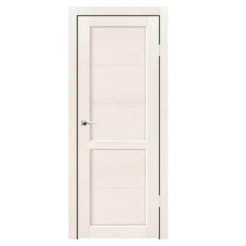Дверное полотно Синержи Венеция, Дуб молочный, ПДГ 900Х2000ММ