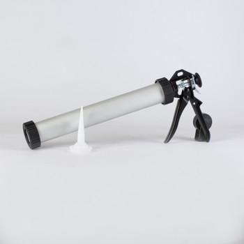 Пистолет для туб закрытый корпус 600 мл