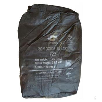 Пигмент железоокисный черный, 25 кг