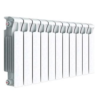 Радиатор биметаллический RIFAR Monolit 350 11 секций НП прав (MVR)