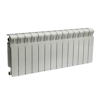 Радиатор биметаллический RIFAR Monolit 350 14 секций НП лев (MVL)