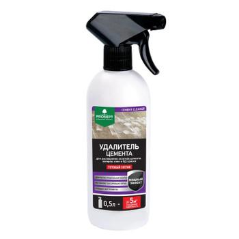 Средство для удаления цемента Prosept Cement Cleaner, 0,5л