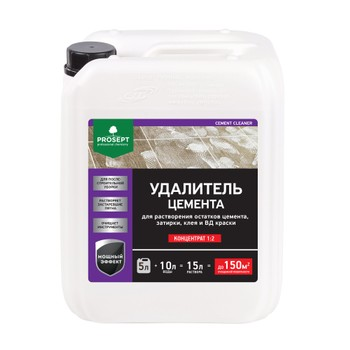 Удалитель цемента PROSEPT CEMENT CLEANER 5 л