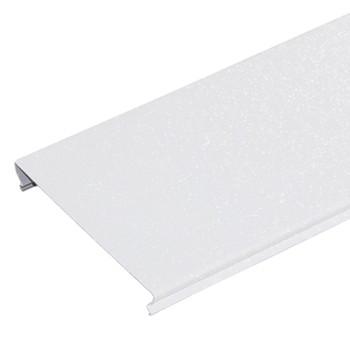 Комлект реечных потолков A100AS 1,35х0,9 м белый жемчуг