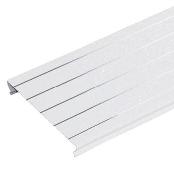 Комлект потолочный 1,35х0,9м A100AS белый жемчуг с метал. полосой HL0106