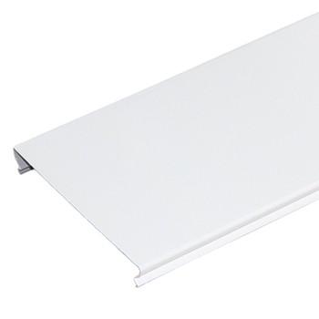 Комлект реечных потолков A100AS 1,35х0,9 м белый матовый