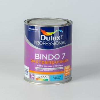 Краска Bindo-7 латексная матовая, 1л