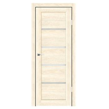 Дверное полотно Синержи Биланчино, Ваниль, ПДО 700Х2000ММ